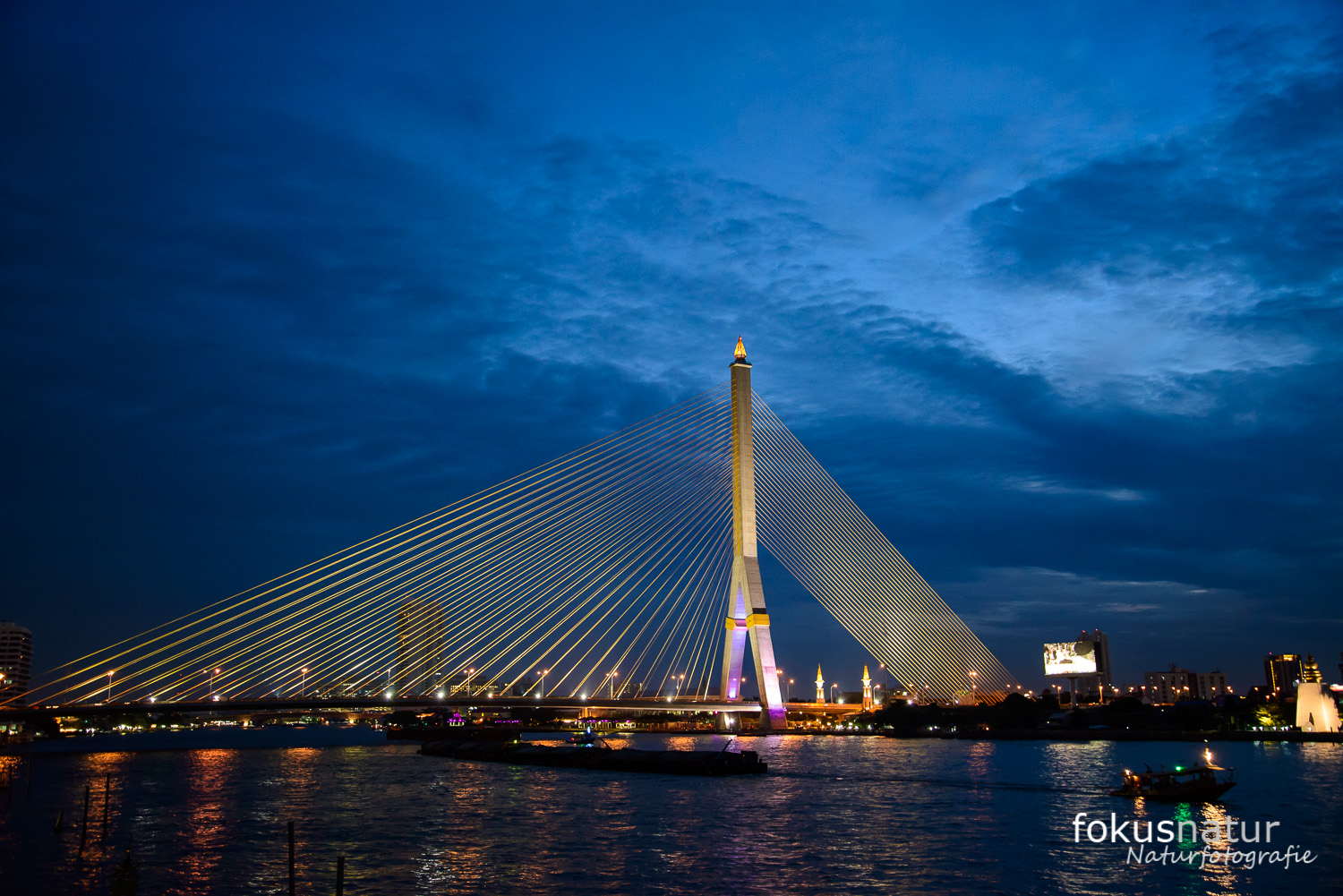 Phra Rama 8 Bridge