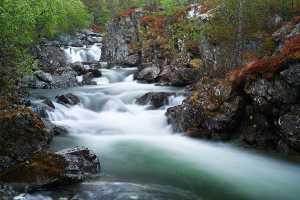 Norwegischer Fluss