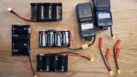 DIY: external Flash Battery